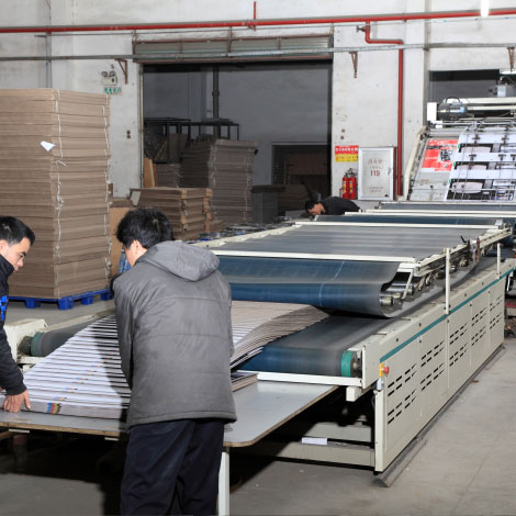Automatic Corrugated Laminator